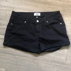 PAIGE | Black Jimmy Jimmy shorts